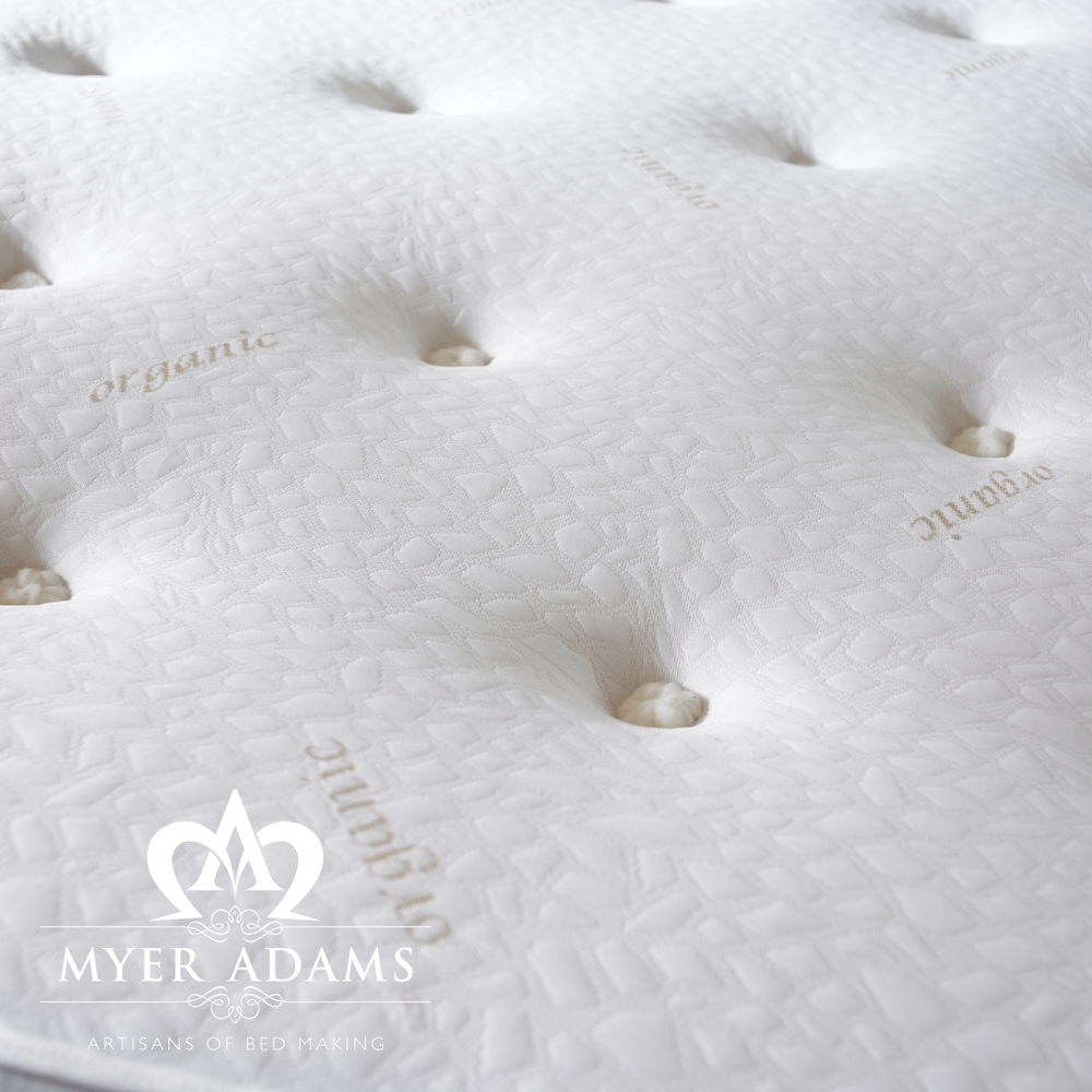 MYER ADAMS NATURAL SLEEP 2000 POCKET SPRUNG MATTRESS FROM £349