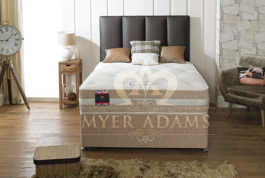 Myer Adams Natural Sleep Orthopedic 3D Mattress from £199