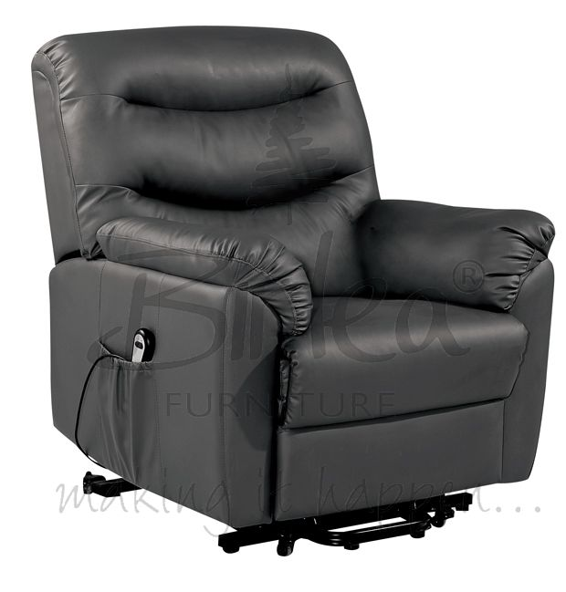 BIRLEA Regency Rise and Recline in Black