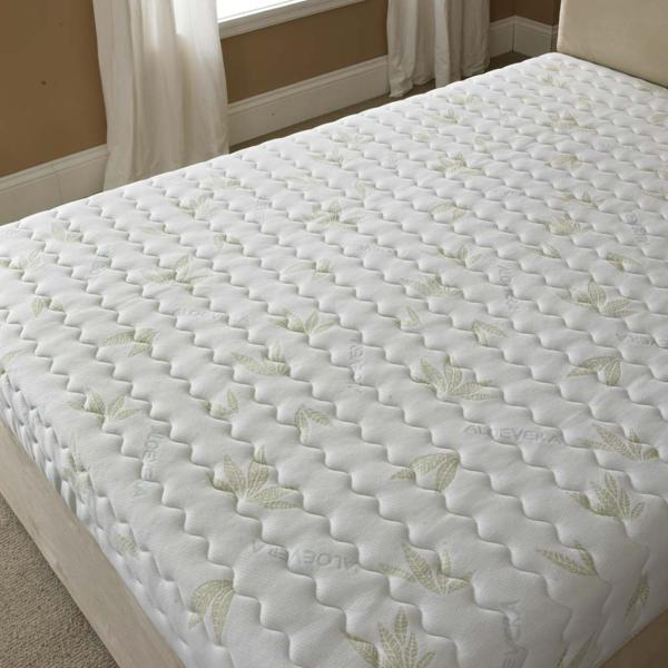SHIRE BEDS Memory 500 6ft Super King Size Memory Foam Mattress