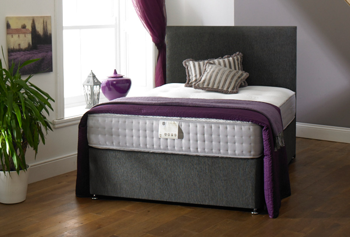 Shire Richmond 2000 Pocket Divan Set from £355