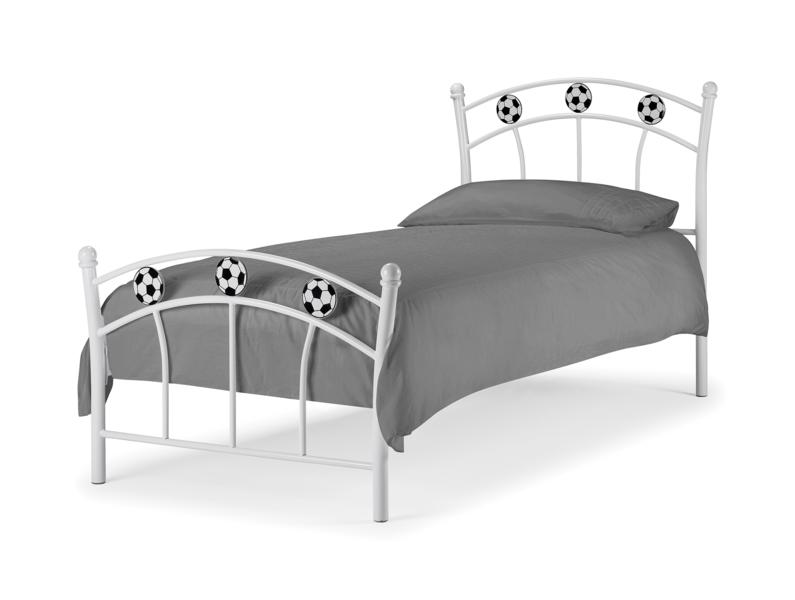 Football Bed Frame and Single Economy Mattress £139