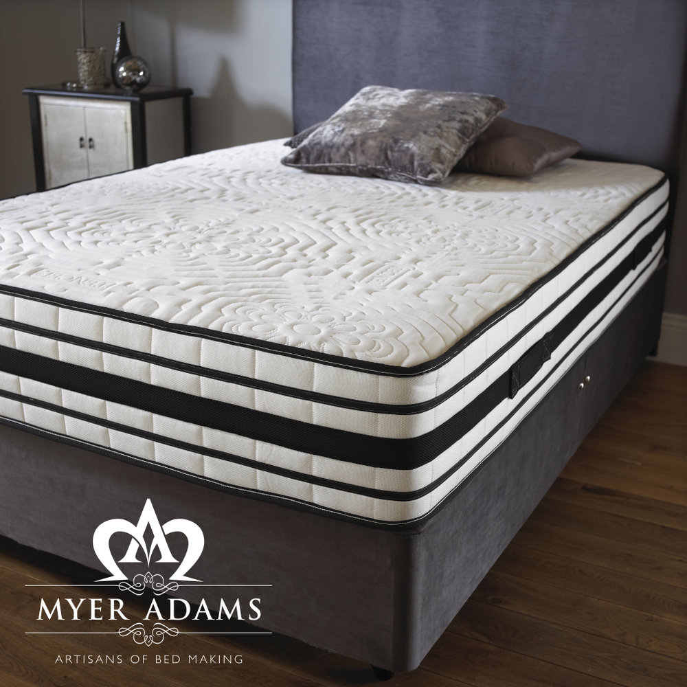 Myer Adams Tencil 2000 Pocket Memory Mattress Mattress from £279