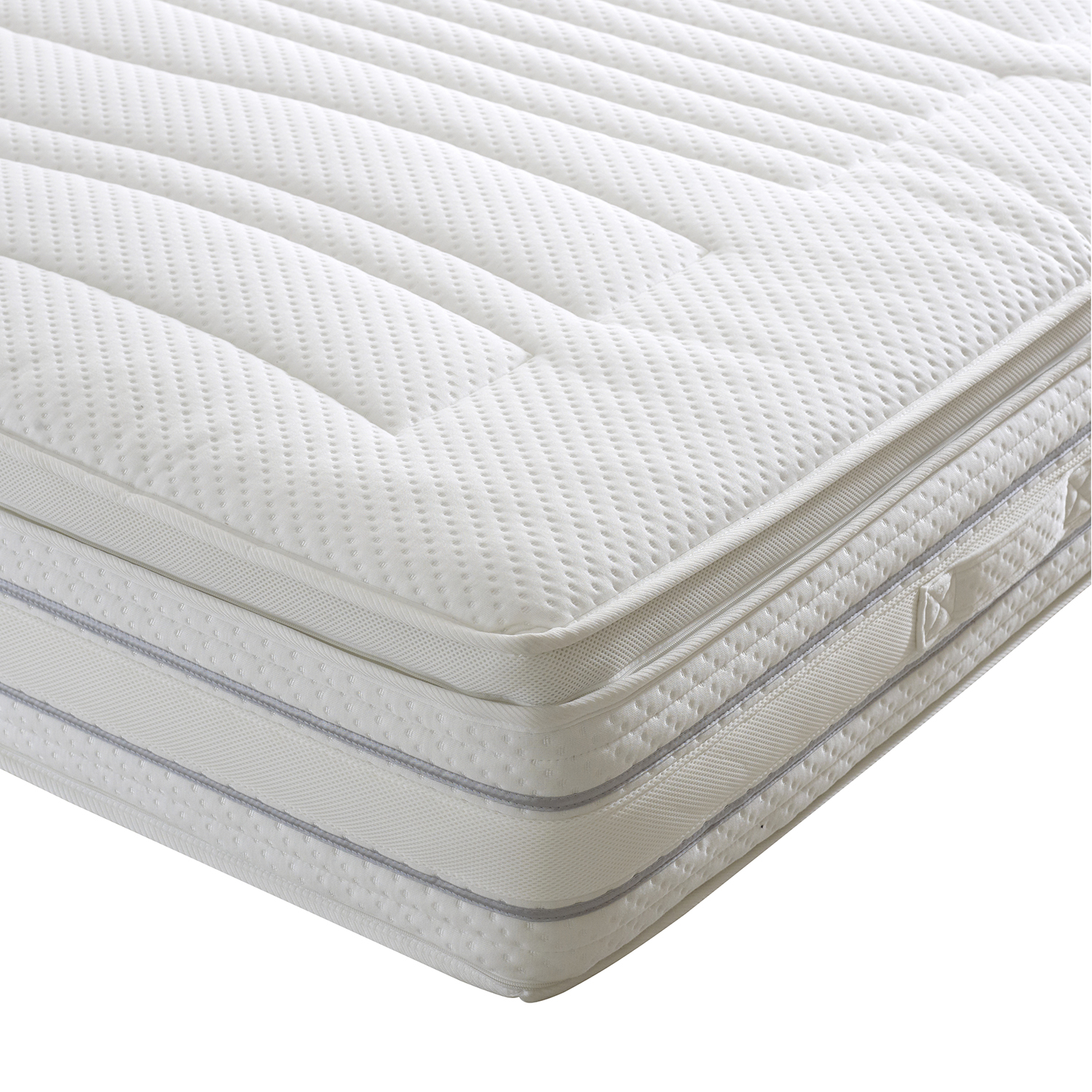 Shire Active Response Care Latex Foam Mattress from £449
