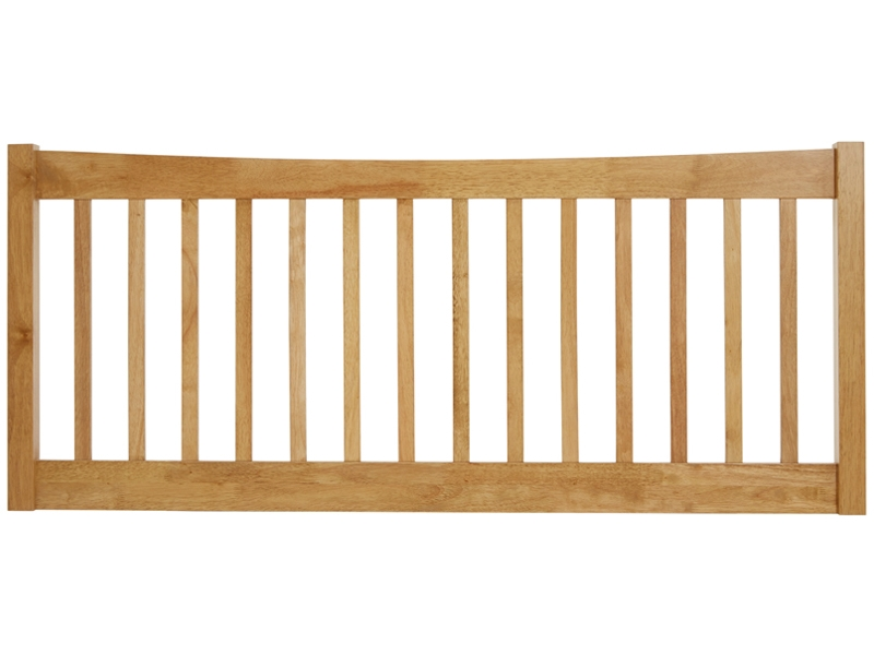 Serene Alice Headboard in Oak from £64.99