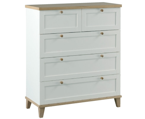 Boston - 3 + 2 Drawer Chest