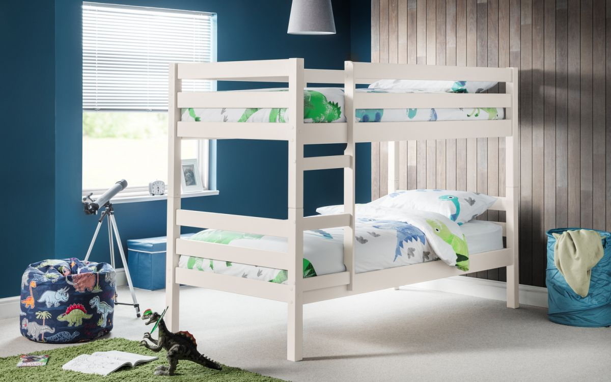 Julian Bowen Camden Bunk Beds in Anthracite £239