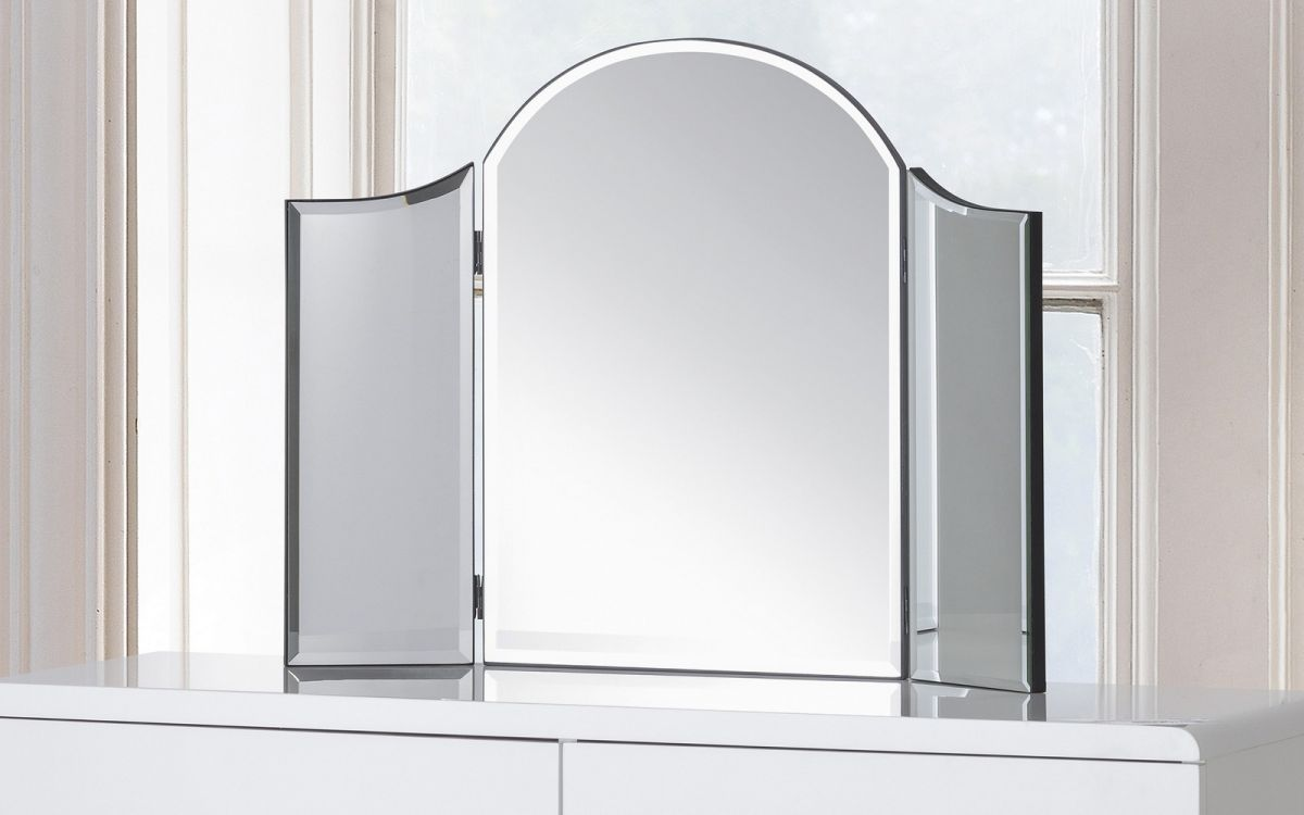 Canto Curved Dressing Table Mirror £69