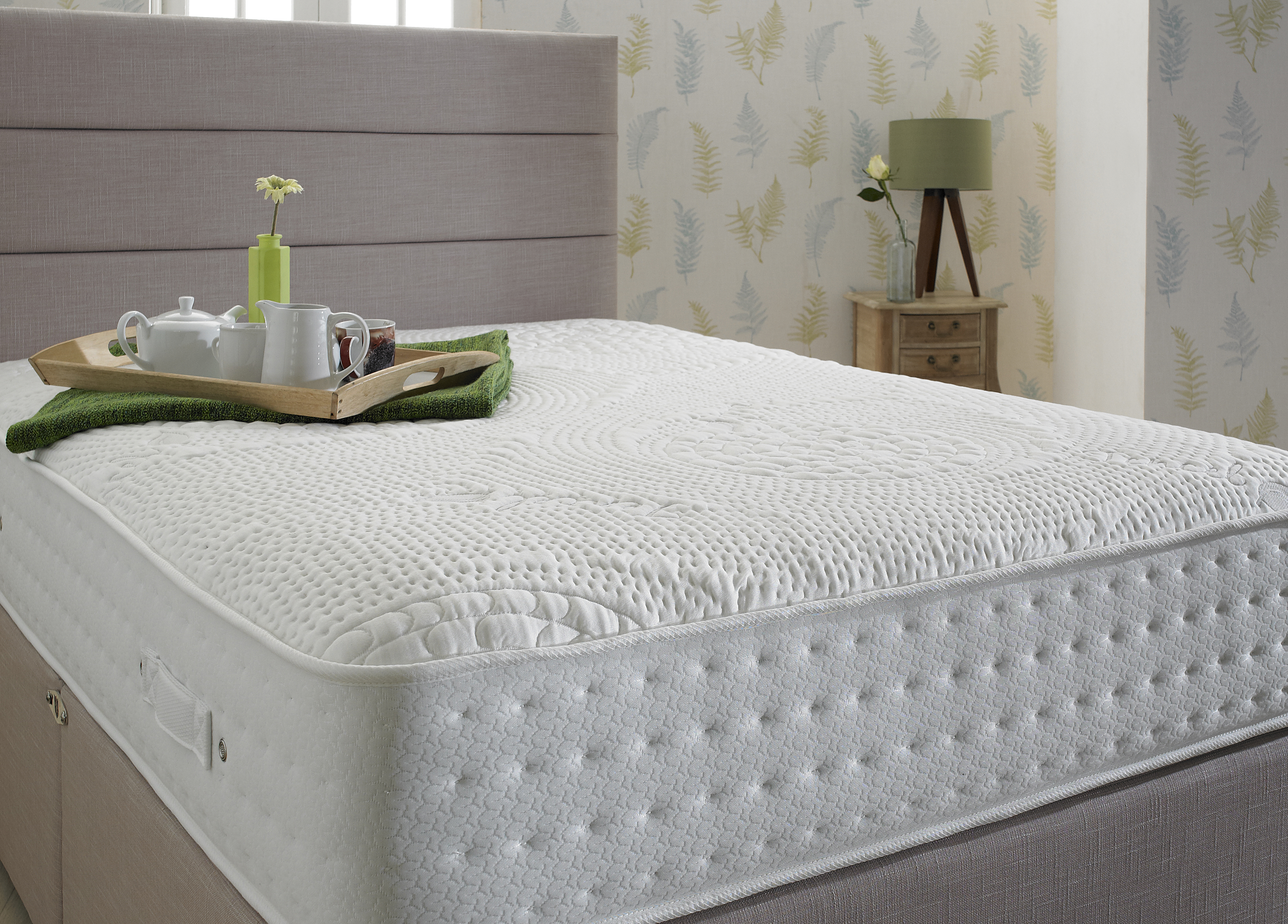 Shire Beds Eco Cosy Anti Bug 3000 Pocket Sprung Mattress from £379