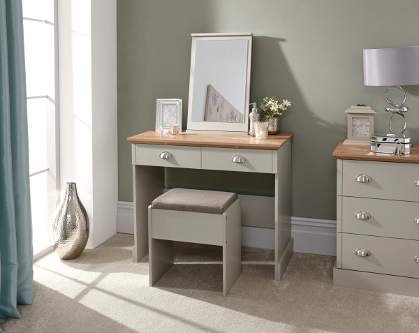 Kendal Dressing Table with Stool £169
