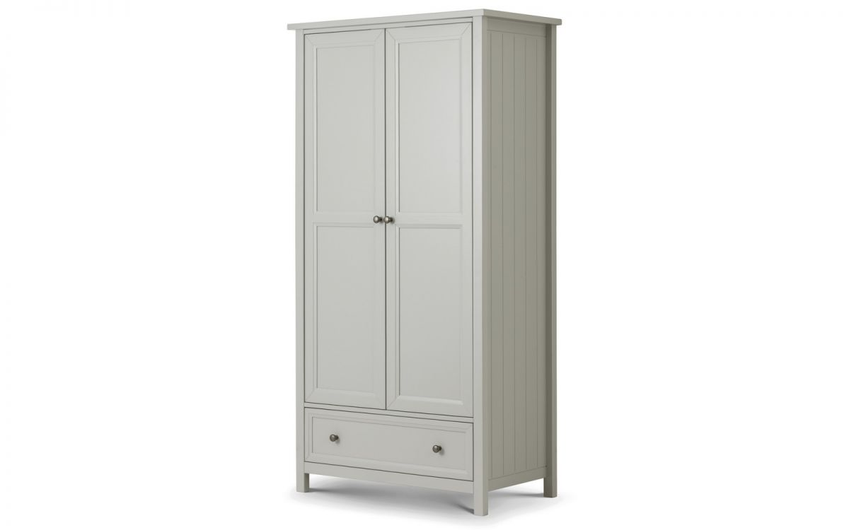 Julian Bowen Maine 2 Door Combination Wardrobe £349