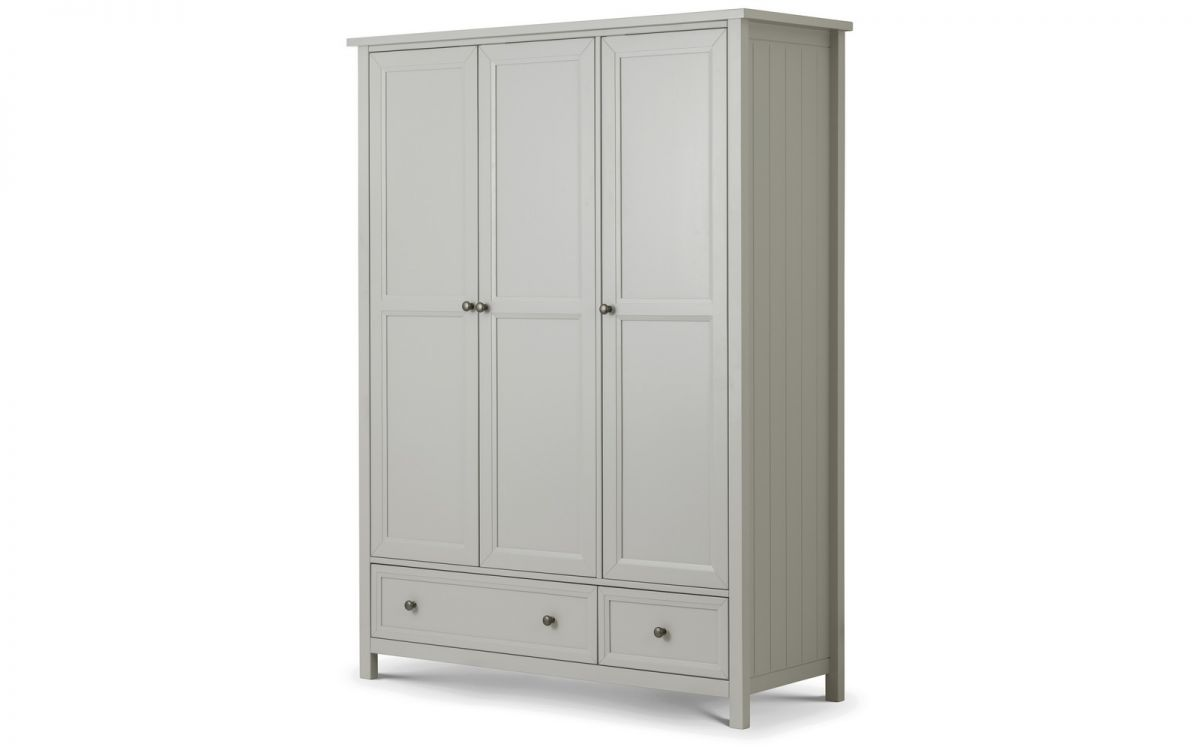 Julian Bowen Maine 3 Door Combination Wardrobe £499