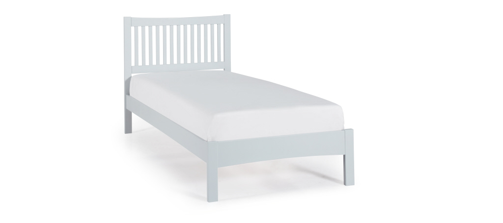 Serene Mya bed frame in Grey £179