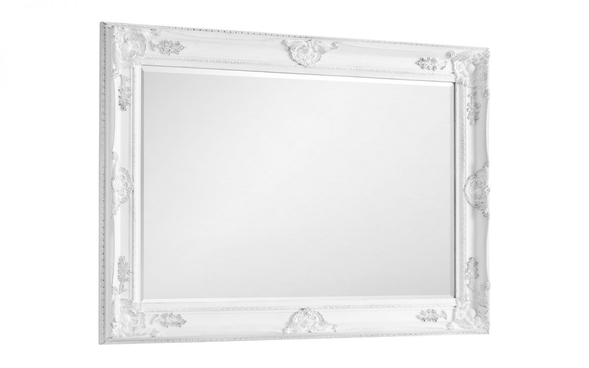 Palais White Wall Mirror £89