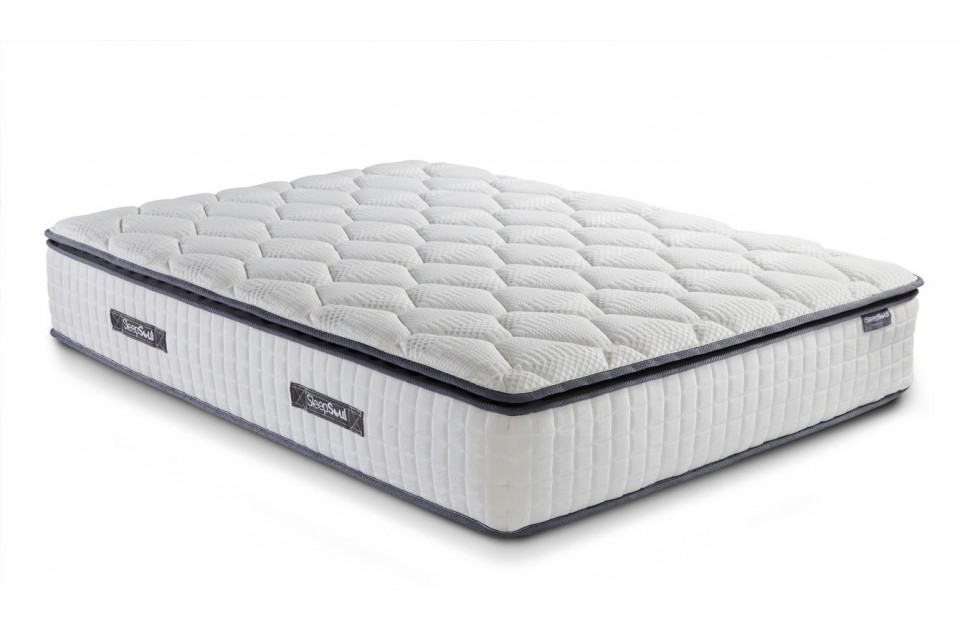 SleepSoul Bliss Pocket Sprung Memory Foam Mattress from £199